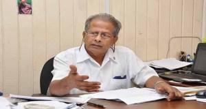 President of GAWU, Komal Chand