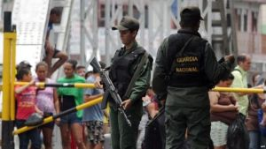 Border crossings between Venezuela and Colombia remains closed in Tachira province