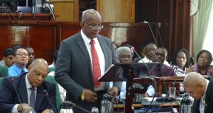 Minister of Finance, Winston Jordan  [iNews' Photo]