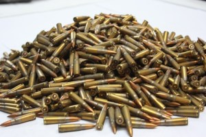 Some of the ammunition. [iNews' Photo]