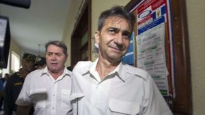Pascal Fauret (left) and Bruno Odos say they are innocent