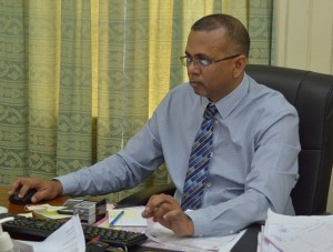 Acting General Manager of the GRDB, Nizam Hassan