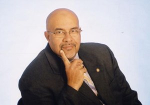 (CEO) of the Guyana Water Incorporated (GWI), Dr Richard Van West Charles.