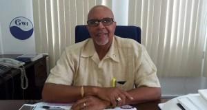 Dr Richard Van West Charles.