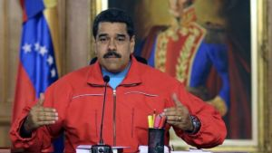 Nicolas Maduro conceded in a live televised address