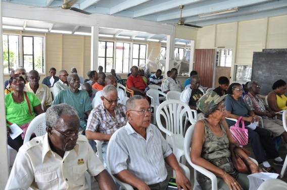 Pensioners in Guyana no longer benefit from water and electricity subsidies.