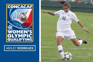 Eastern Michigan University women's soccer standout, Ashley Rodrigues