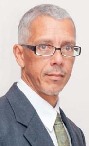 Minister Dominic Gaskin
