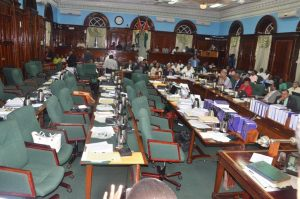 PPP/C MPs to walk out of the Chambers