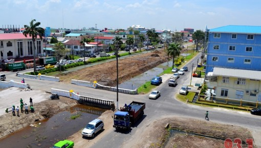 """The M&CC has undertaken to create a more """"clean and green"""" capital city"""