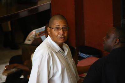 Pastor Winston Cramer