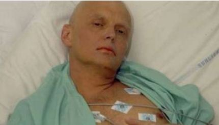 Ex-KBG agent Alexander Litvinenko