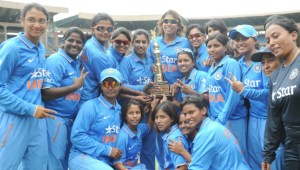 Some members of the India Women World T20 squad (IANS Photo)