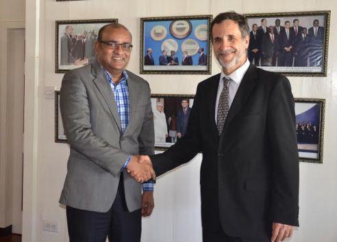 Jagdeo ambassador