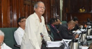 Opposition MP, Komal Chand