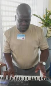 Pastor Andrew Hannibal