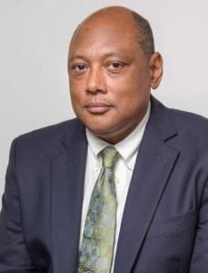Minister Raphael Trotman