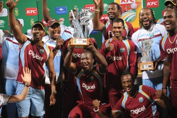 """""""The only team that has shown that they could win cups is the T20 team"""" © Getty Images"""