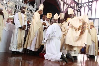 The ordination and consecration of the Bishop was held in the presence of several Bishops from across the world, who flew into Guyana specially to join in unison to welcome Davidson and assist in facilitating the event