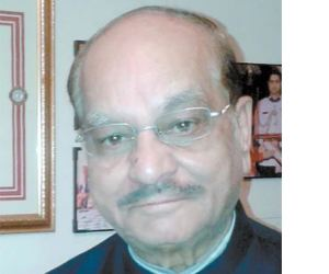 Prof Ravi Chaturvedi