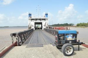 The Supenaam stelling, Essequibo, Region Two