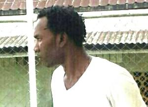 Jailed: Junior Melville