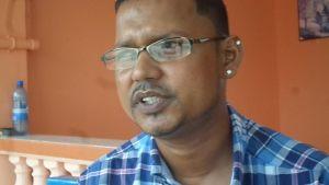 Businessman, Agbar Ali