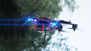 Drone races will soon be broadcast on ESPN's TV network