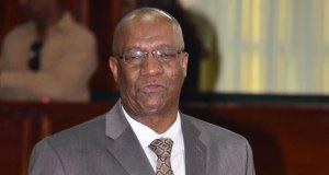 Under fire: Minister of State, Joseph Harmon