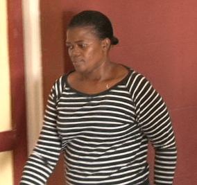 MURDER ACCUSED: Sinfinee Henry