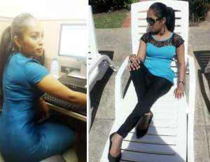 Found: The body of 29 year old Felecia Persad was found today in the Mitan River, Manzanilla. Photo: Facebook