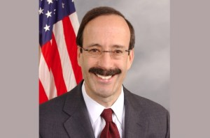 New York Democratic Congressman Eliot L Engel,
