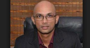 Mr Vishnu Doerga, President of the GCCI