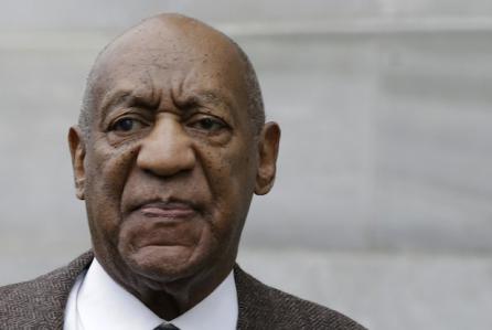 Actor Bill Cosby