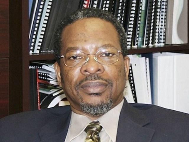 Professor Ivelaw Lloyd Griffith,