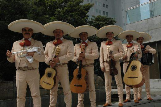 Mexican Mariachi Pic
