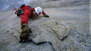 Alex Lowe was a world-class climber. (CNN photo)