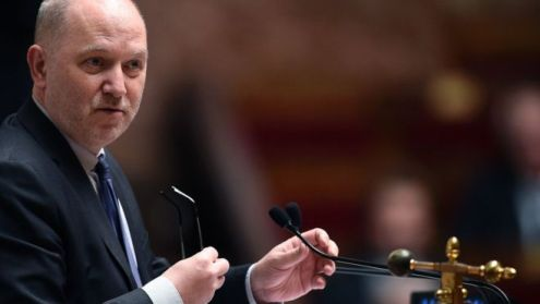 Denis Baupin is married to French Housing Minister Emmanuelle Cosse