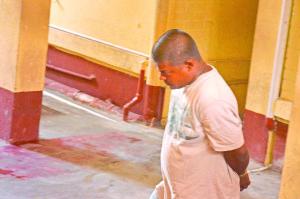 Convicted drug mule Sarfraz Jalaladeen