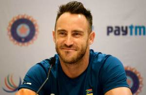 Faf du Plessis will be leading the St Kitts and Nevis Patriots