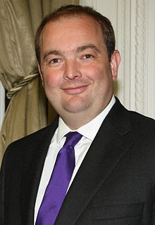 Minister James Duddridge