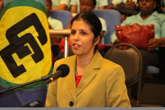 CARICOM Deputy Secretary-General, Ambassador Manorma Soeknandan
