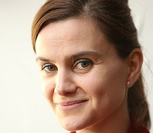 British politician Jo Cox