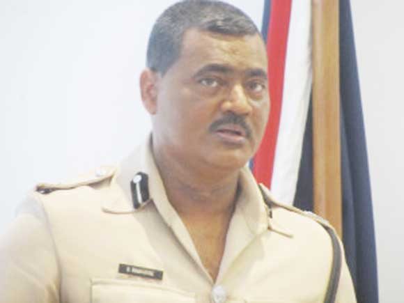 Acting Top Cop, David Ramnarine