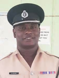 Traffic Chief Dion Moore