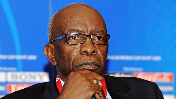 Former FIFA Vice-President, Jack Warner