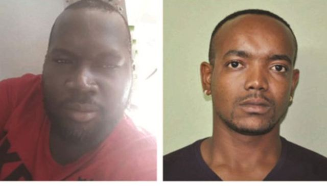 """REMANDED: Rolston Bacchus, called """"Biggs"""" and Mark Sawyers"""