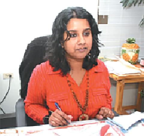 Vicky Boodram