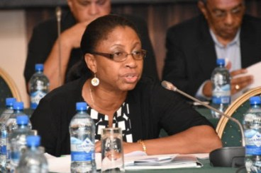 Justice Roxanne George, High Court Judge of Guyana