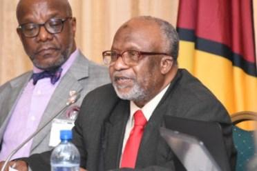 Justice Abdullahi Zuru from the Commonwealth Secretariat